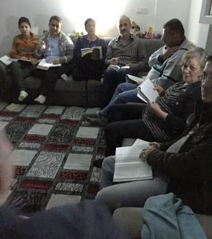 Iraqi Bible Study